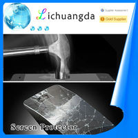 Explosion-proof tempered glass film for iphone5s screen protector