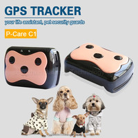 Dogs accessories mini 3g gps tracker support 2g/3g network make cat collar