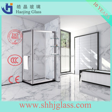 Haojing water repellent shower glass