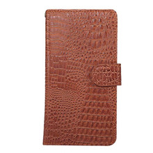 Book Stand Folio PU Leather 360 Degree Rotating Universal Phone case for 5.5-6.0 inch mobile phones