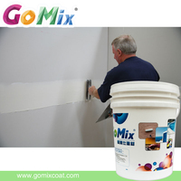 China supplier free sample best price GM11 Interior asian acrylic wall putty