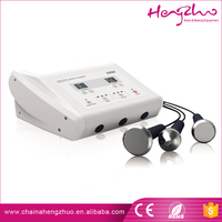 Wholesale fashion design ultrasonic beauty parlor tool facial skin care instrument for absorption
