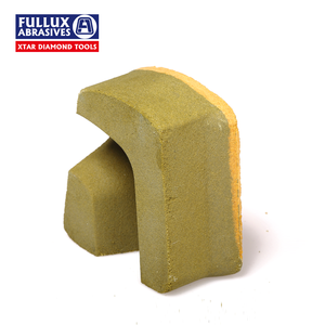 Fullux Synthetic compound frankfurt abrasive for marble travertine artificial polishing diamond tools