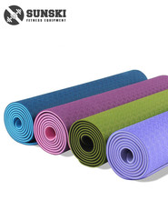 SUNSKI sports TPE foldable yoga mat