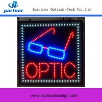 Hot Sale Optical Shop Led Sign