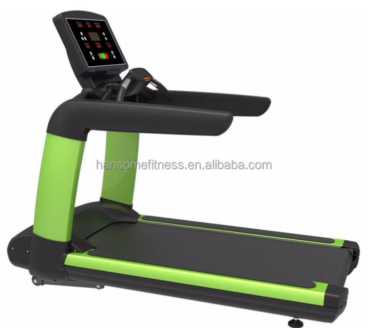 hot same newest led commercial cardio fitness equipment treadmill