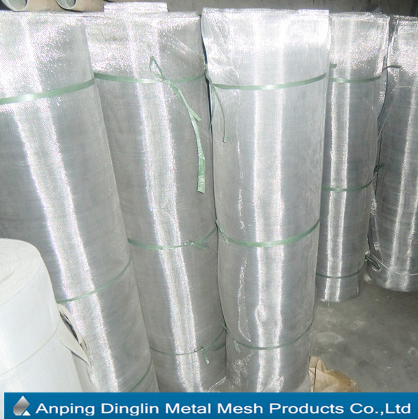 long lasting insecticided treated aluminum alloy mosquito net