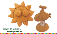 Non toxic Small Pack Bamboo Clay