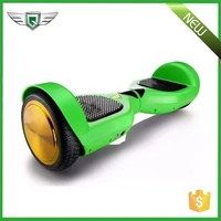 Portable fashion 500W 2 wheel self balancing electric scooter