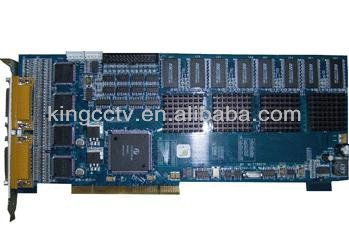 Full D1 Hardware DVR Card 16 Channel DVR Card Hikvision DVR Card HK-DS4016HCI