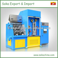 JD-20D fine insulation copper wire cable making machine