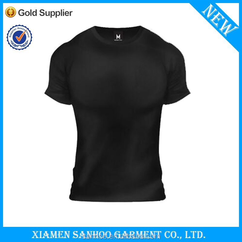 2016 Quick Dry Round Neck Gym Tshirts For Team T-Shirt Cheap From China