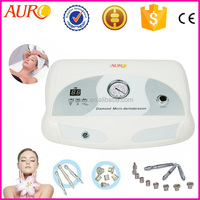 Skin peeling machine face cleaning / facial exfoliator machine CE approval Au-3012