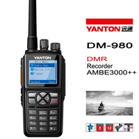 New Approval Active Portable DMR Radio Two Way Sale DM-980