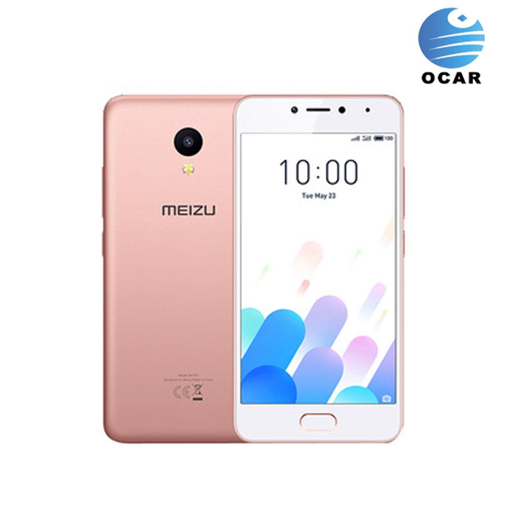 Original Meizu M5 M5C M710H Global Version 4G LTE 2GB 16GB Cell phone MTK6737 Quad Core 64Bit Processor 5.0inch
