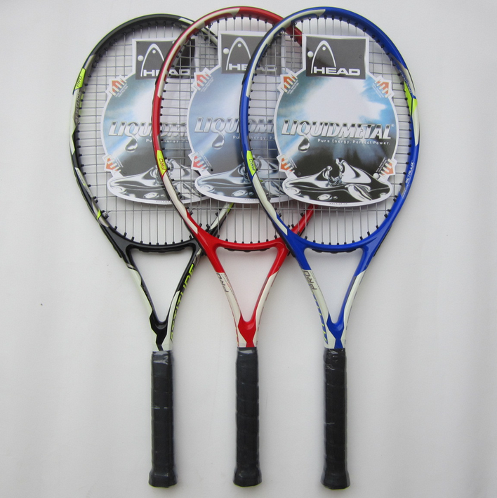 Custom Mini carbon/Aluminum tennis racket for training entertainment sports