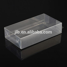 high quality PVC folding clear packaging box for baby bottle
