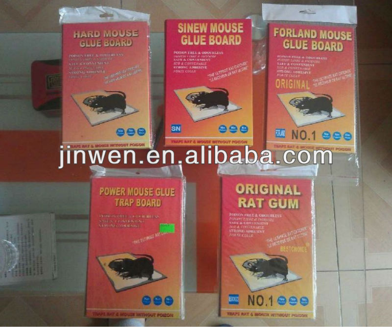nigeria famous brand rat and mouse glue board/insecticide