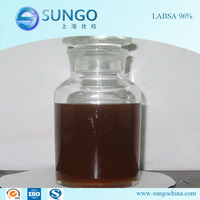 Linear alkyl benzene sulphonic acid LABSA 96% for Detergent Use