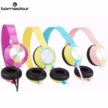 beatuiful colorful headphone for kids, kids heaphones
