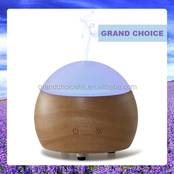 Air Humidifier Purifier Aroma Diffuser Vaporizer LED Color Change