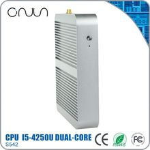 i5 4200u mini pc HDD nettop fanless
