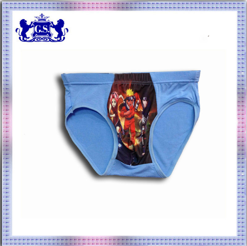 fashion style hot selling cheap wholesale stock strech panty kid in underwear