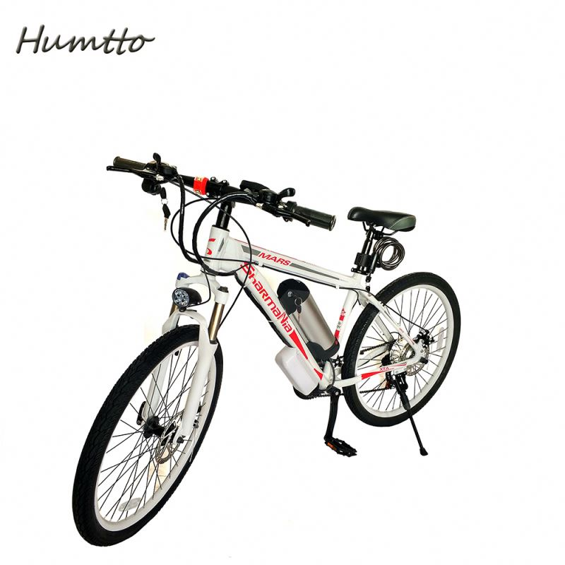New Style Electric Mountain Fat Tire <strong>Bike</strong> For Man