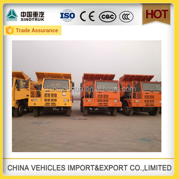 hot sale sinotruk professional precios de repuestos howo mine truck for sale