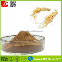 GMP Factory Supply Red korean ginseng extract gold capsule