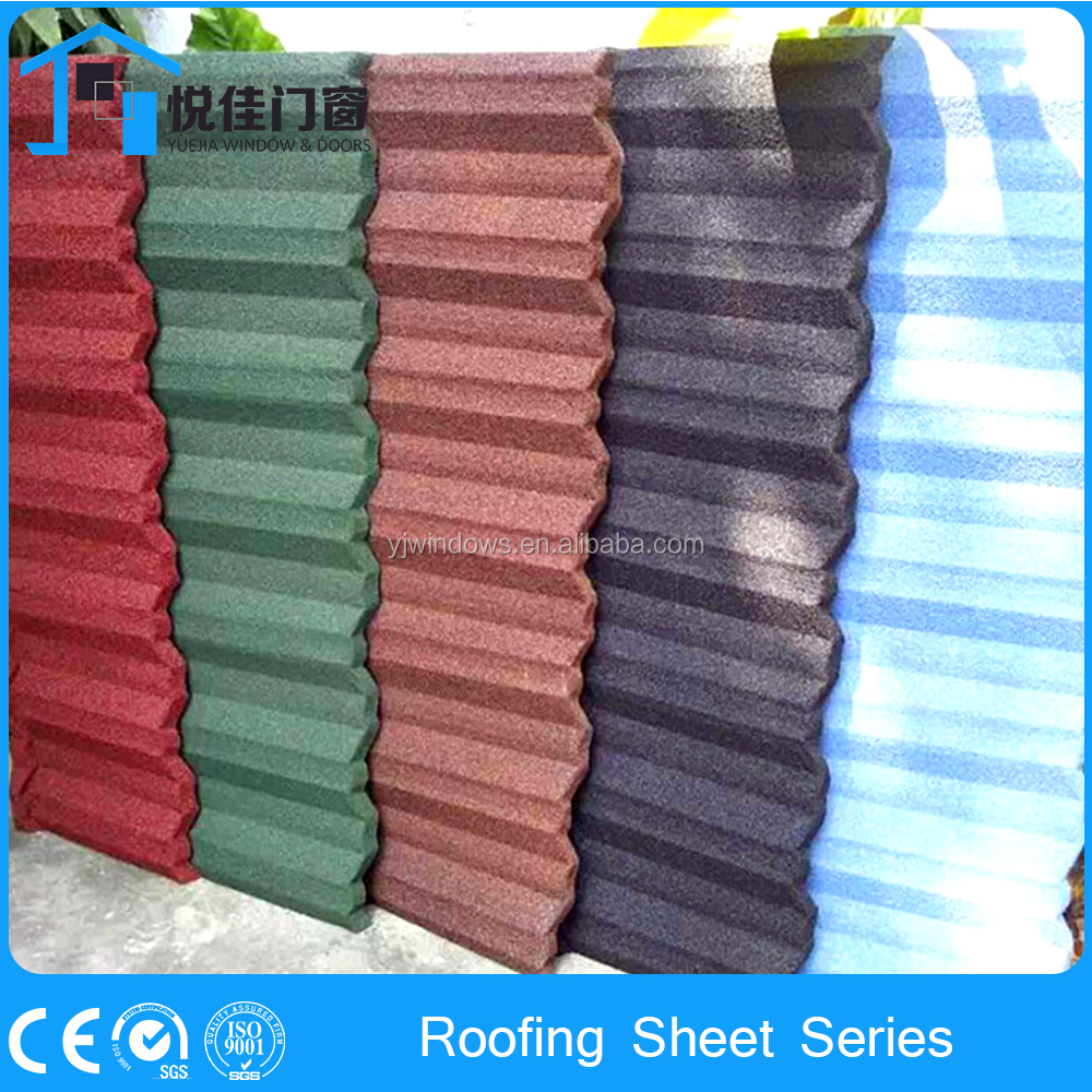 Concrete slate tiles roof tiles installation
