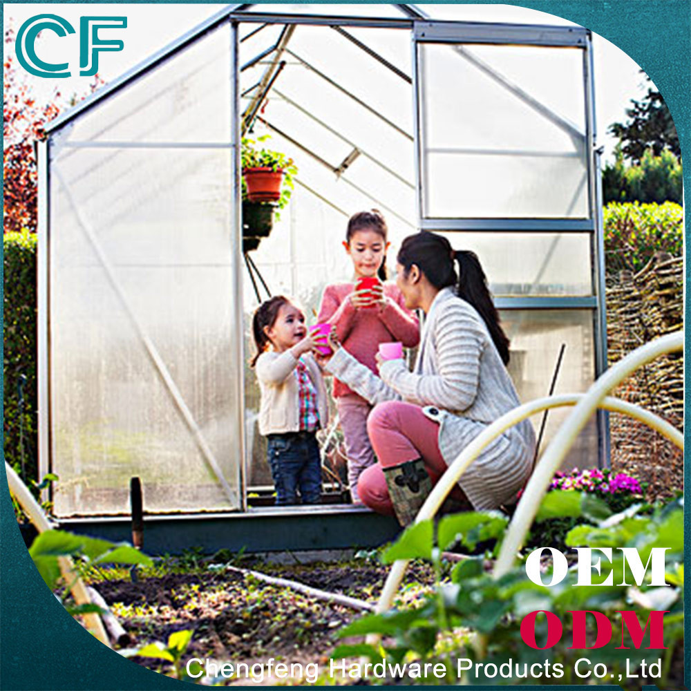 Foshan Chengfeng Modern Newly Style Garden Victorian Greenhouse