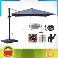 New 2015 product cheap promotional square garden umbrella from alibaba china