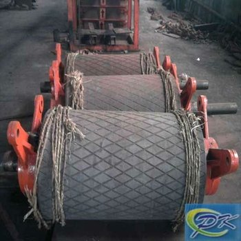 Electric Motor Pulley System Conveyor Motor Pulley