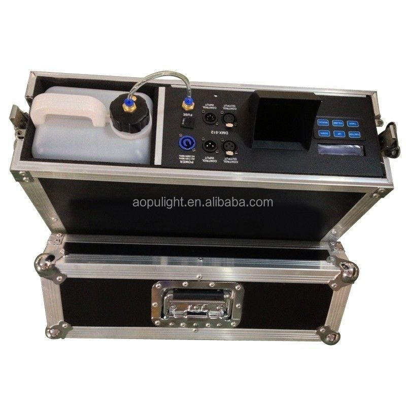 high power 900w dmx mist stage haze machine