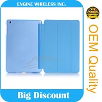 factory wholesale smart cover case for xiaomi mipad