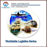 Sea Freight Logistics from Guangzhou to New Delhi