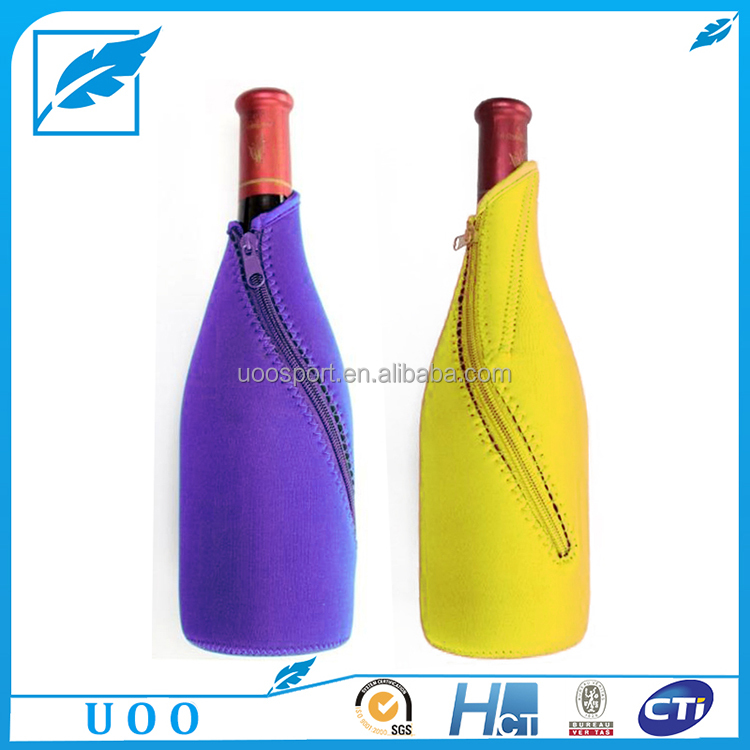 Neoprene Champagne Cooler Bag For Wine