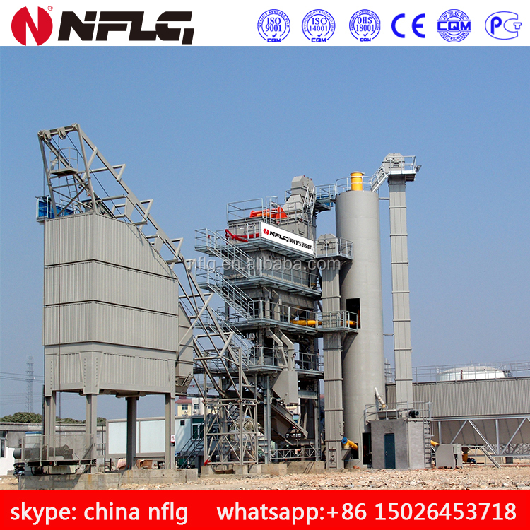 High quality low price product asphalt batch mix plant on hot sale