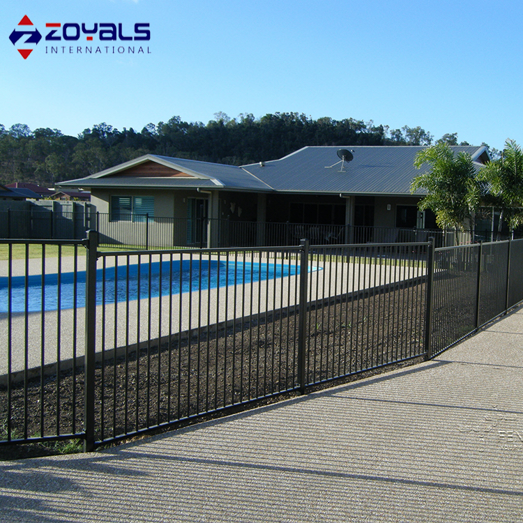 Outdoor Decorative Aluminum Fence Panels
