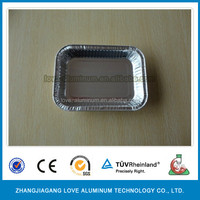 Disposable Pollution-free Convenient Rectangular Serving Tray Recyclable Rectangular Storage Container Container Storage