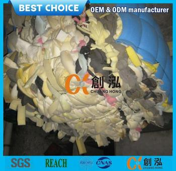 waste foam scrap in bulk
