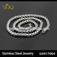 SAN17004 Classic design stainless steel chain
