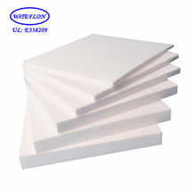 hot sale high quality teflon sheets made in guangdong ptfe products factory