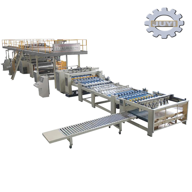 Hot Selling Positive Pressure Cassette Type SF-320 Single Facer Corrugated Machine