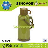 Plastic Glass Refill Thermos Hot Water Bottle