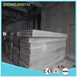 New Products Light weight EPS sandwich panel,mgo/fiber cement sandwich wall board