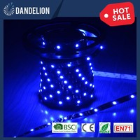Supply led flexible neon strip light SMD5050 5M sequential led strip with CE ROHS LVD