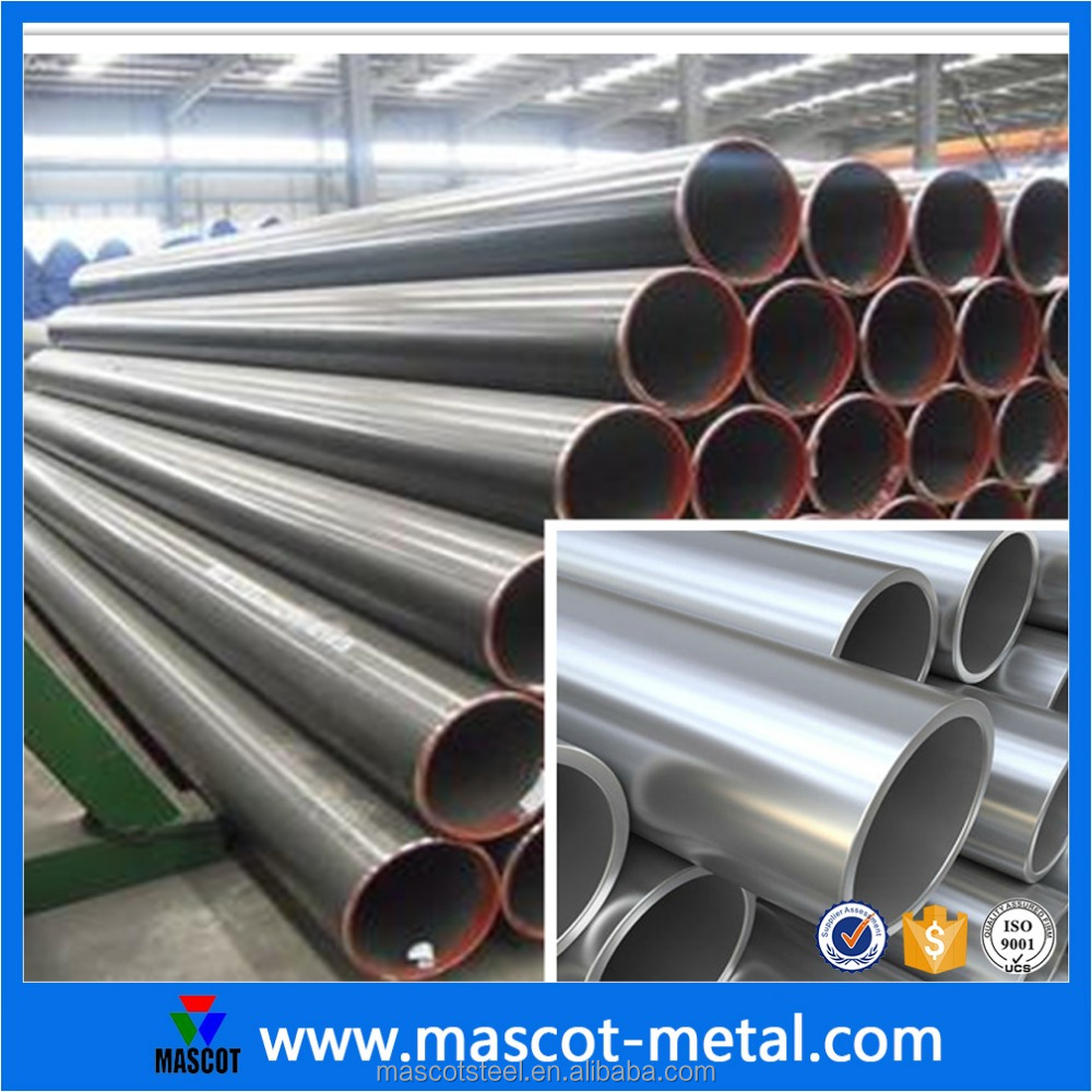 China factory directly supply titanium pipe price seamless tube for fluid transport