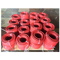 SBR Red 5/16 Inch Welding Gas Line 300Psi